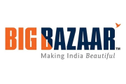 Top up Big Bazaar Voucher with Bitcoin