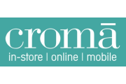 Top up Croma Voucher with Bitcoin