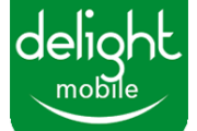 Top up Delight Mobile PIN with Bitcoin
