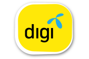 Top up DiGi with Bitcoin