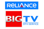 Top up DTH Reliance BIG TV with Bitcoin
