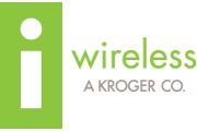 Top up i-Wireless Kroger PIN with Bitcoin