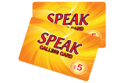 Top up Speak Calling Card PIN with Bitcoin