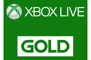 Top up Xbox Live Gold with Bitcoin